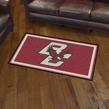 Picture of Boston College 3'x5' Plush Rug