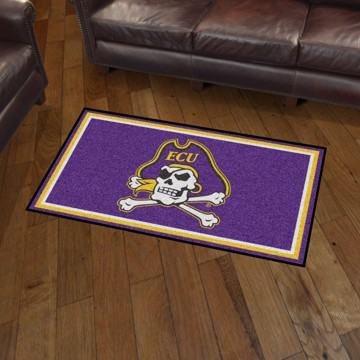 Picture of East Carolina 3'x5' Plush Rug