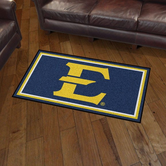 Picture of East Tennessee 3'x5' Plush Rug