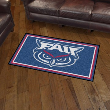 Picture of FAU 3'x5' Plush Rug