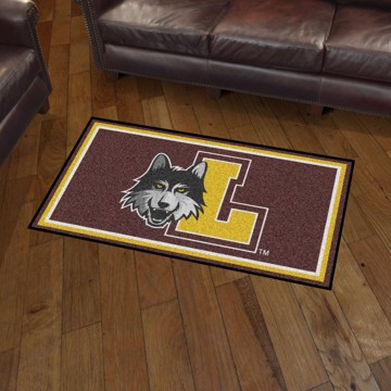 Picture of Loyola Chicago 3'x5' Plush Rug