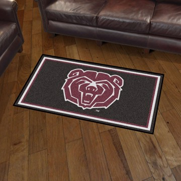 Picture of Missouri State 3'x5' Plush Rug