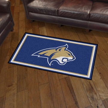 Picture of Montana State 3'x5' Plush Rug