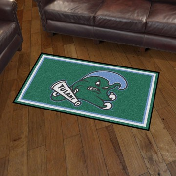 Picture of Tulane 3'x5' Plush Rug