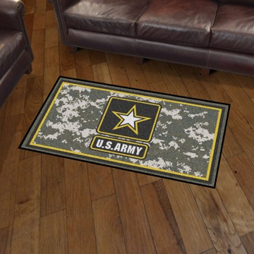 Picture of U.S. Army 3'x5' Plush Rug