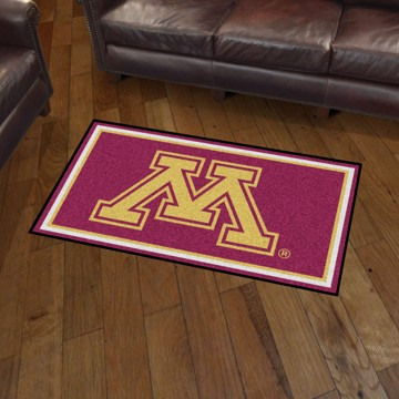 Picture of Minnesota 3'x5' Plush Rug