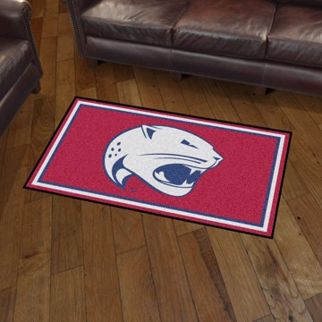 Picture of South Alabama 3'x5' Plush Rug