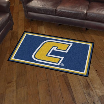 Picture of Chattanooga (UTC) 3'x5' Plush Rug