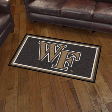 Picture of Wake Forest 3'x5' Plush Rug