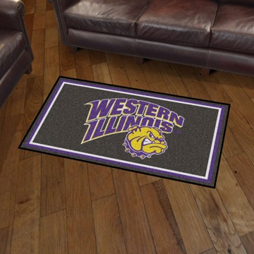 Picture of Western Illinois 3'x5' Plush Rug