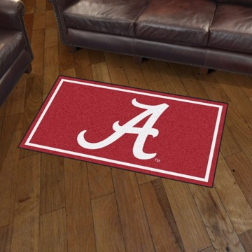 Picture of Alabama 3'x5' Plush Rug