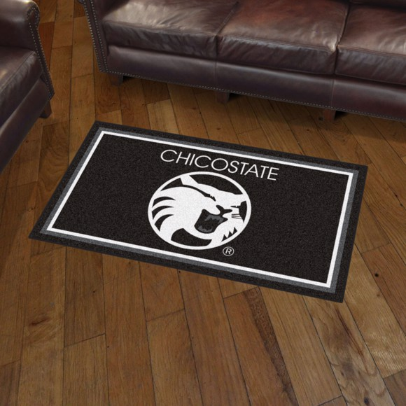 Picture of Cal State - Chico 3'x5' Plush Rug