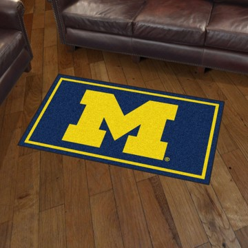 Picture of Michigan 3'x5' Plush Rug
