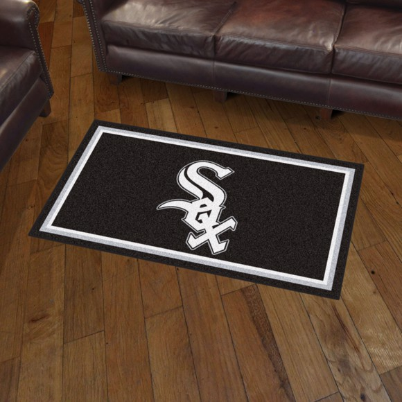 Picture of MLB - Chicago White Sox 3'x5' Plush Rug