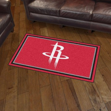 Picture of NBA - Houston Rockets 3'x5' Plush Rug