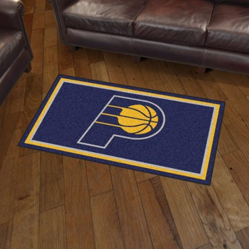 Picture of NBA - Indiana Pacers 3'x5' Plush Rug