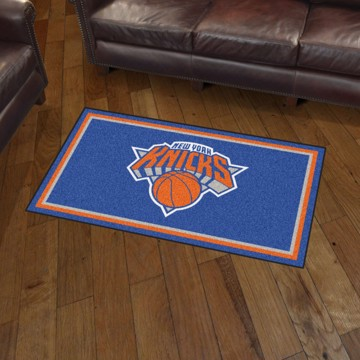 FANMATS 19461 Team Color 33.75x42.5 NBA New York Knicks All-Star Mat