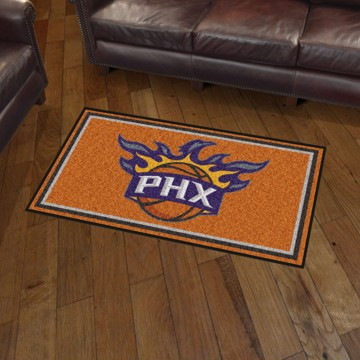 Picture of NBA - Phoenix Suns 3'x5' Plush Rug