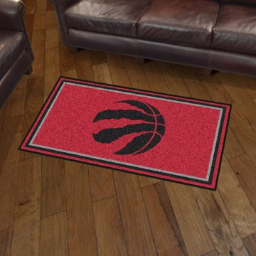 Picture of NBA - Toronto Raptors 3'x5' Plush Rug