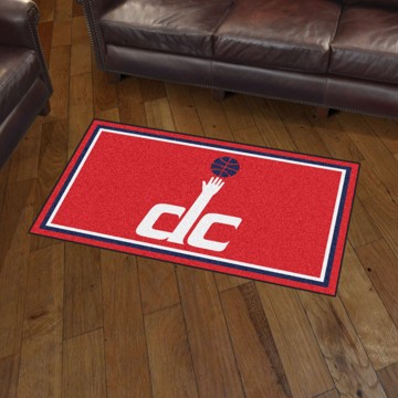 Picture of NBA - Washington Wizards 3'x5' Plush Rug