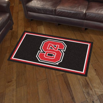 Picture of NC State 3'x5' Plush Rug