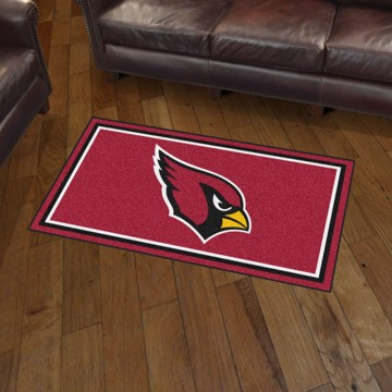 Picture of NFL - Arizona Cardinals 3'x5' Plush Rug