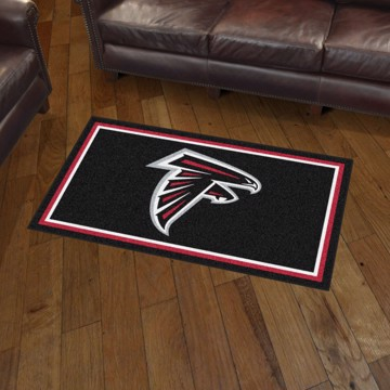 Picture of NFL - Atlanta Falcons 3'x5' Plush Rug