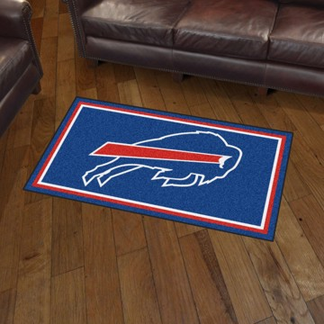 Picture of NFL - Buffalo Bills 3'x5' Plush Rug