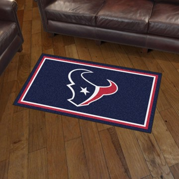 Picture of NFL - Houston Texans 3'x5' Plush Rug