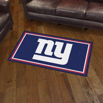 Picture of NFL - New York Giants 3'x5' Plush Rug