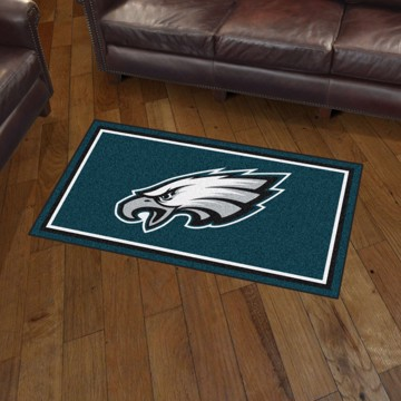 Picture of NFL - Philadelphia Eagles 3'x5' Plush Rug