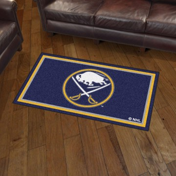 Picture of NHL - Buffalo Sabres 3'x5' Plush Rug