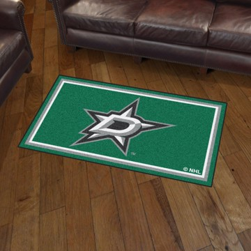 Picture of NHL - Dallas Stars 3'x5' Plush Rug