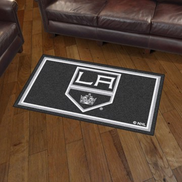 Picture of NHL - Los Angeles Kings 3'x5' Plush Rug