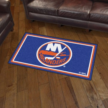 Picture of NHL - New York Islanders 3'x5' Plush Rug