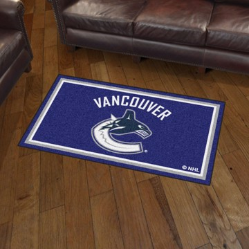 Picture of NHL - Vancouver Canucks 3'x5' Plush Rug