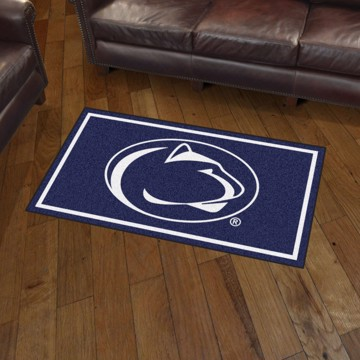 Picture of Penn State 3'x5' Plush Rug