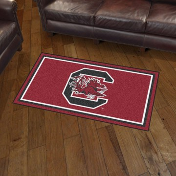 Picture of South Carolina 3'x5' Plush Rug