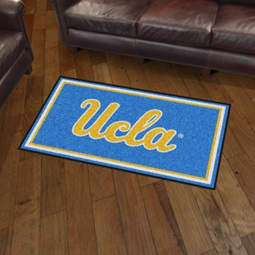 Picture of UCLA 3'x5' Plush Rug