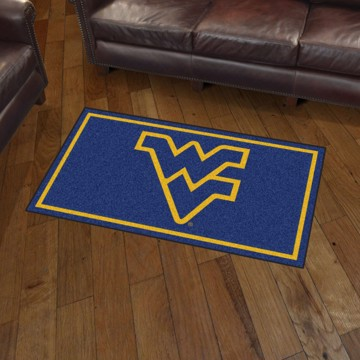 Picture of West Virginia 3'x5' Plush Rug