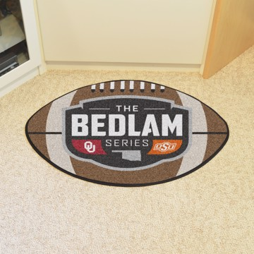 Picture of The Bedlam Series Football Mat