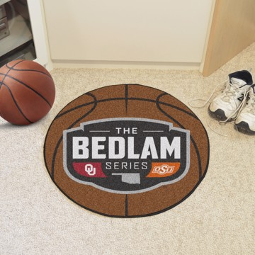 Picture of The Bedlam Series Basketball Mat