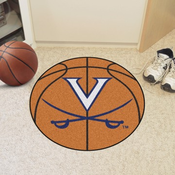 Picture of Virginia Basketball Mat
