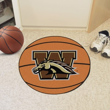 Picture of Western Michigan Basketball Mat
