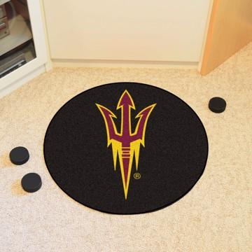 Picture of Arizona State Puck Mat