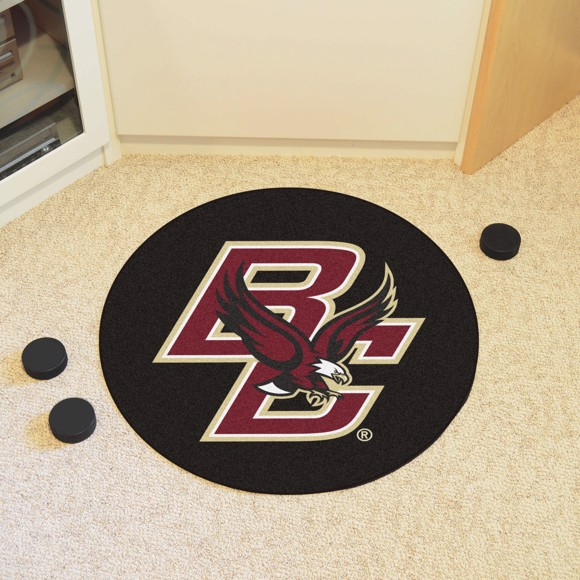 Picture of Boston College Puck Mat