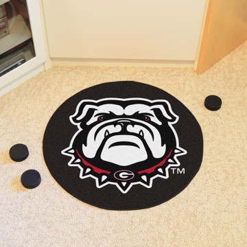 Picture of Georgia (UGA) Hockey Puck Mat