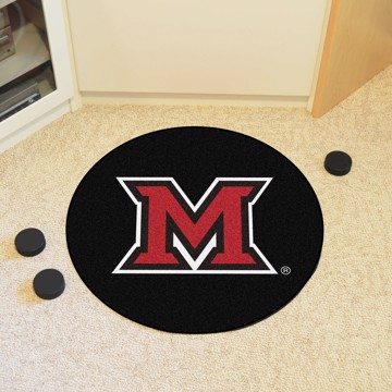 Picture of Miami (OH) Puck Mat
