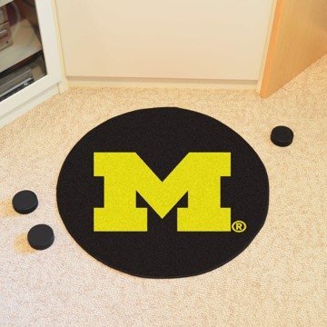Picture of Michigan Puck Mat