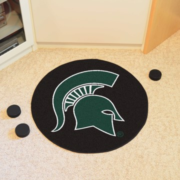 Picture of Michigan State Puck Mat